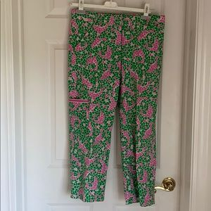 Lily Pulitzer Dolphin Pants